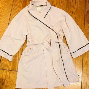 Other - Bath Robe Sleepwear Warm Pink